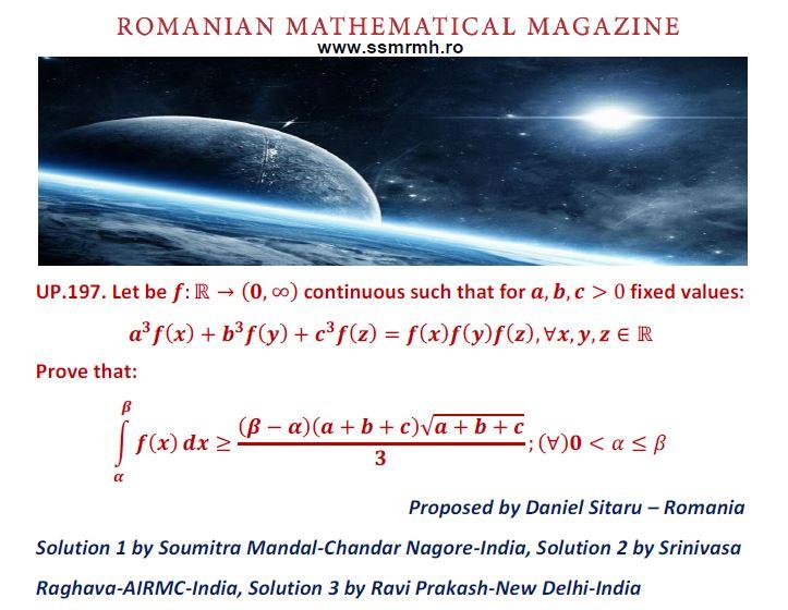 SOLUTION UP197-RMM AUTUMN EDITION 2019 – Romanian